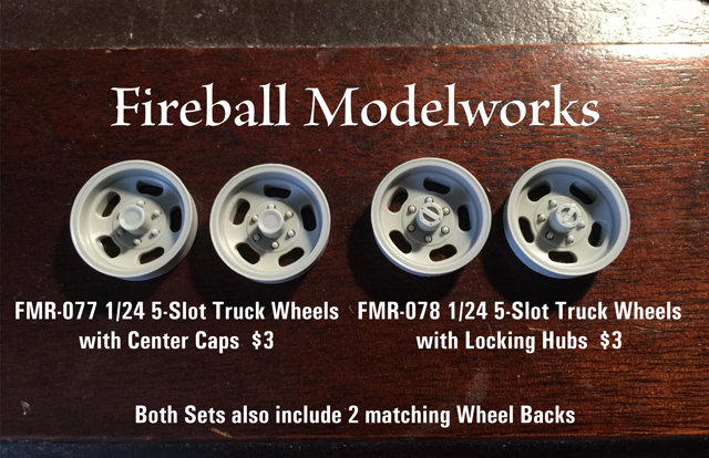 Fireball Modelworks Auto Items