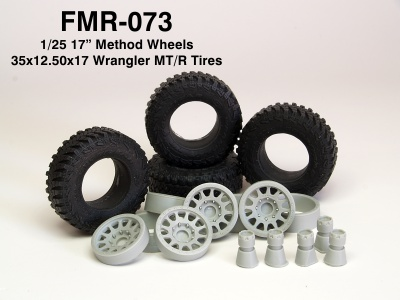 1 25 17 Quot Truck Wheels And Tires