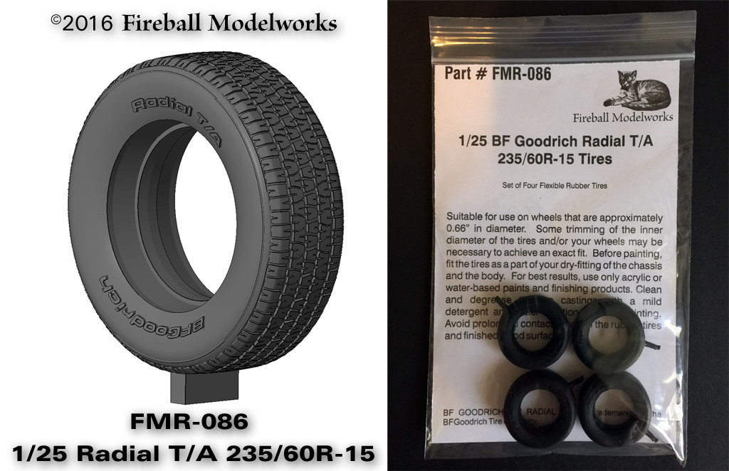 Fireball Modelworks Auto Items